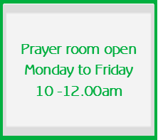 prayer room,
