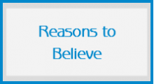 reasons to belive