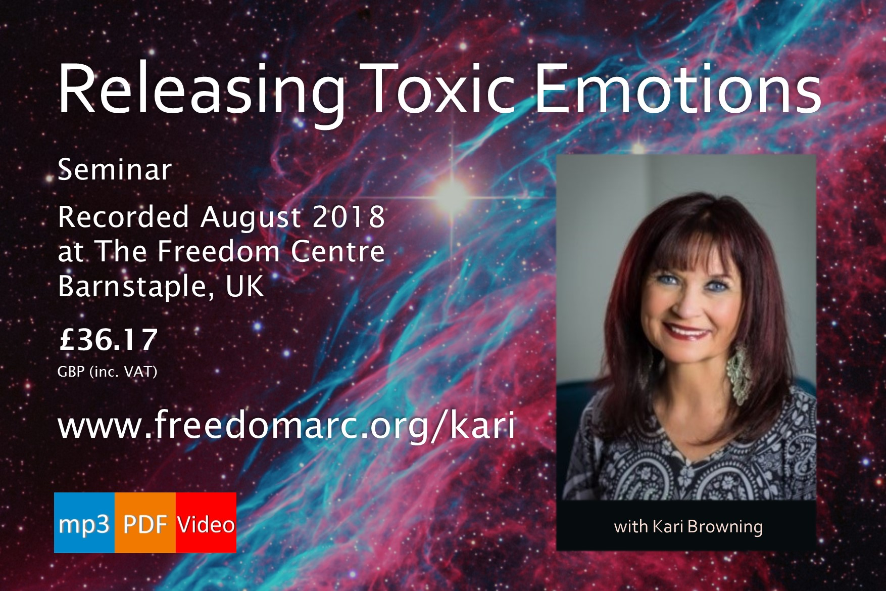 Releasing Toxic Emotions