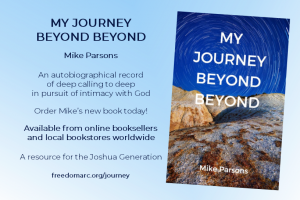 'My Journey Beyond Beyond' by Mike Parsons