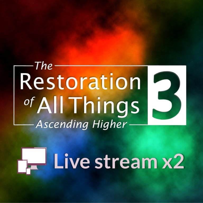 RoAT3 and Live stream x2 on background sq